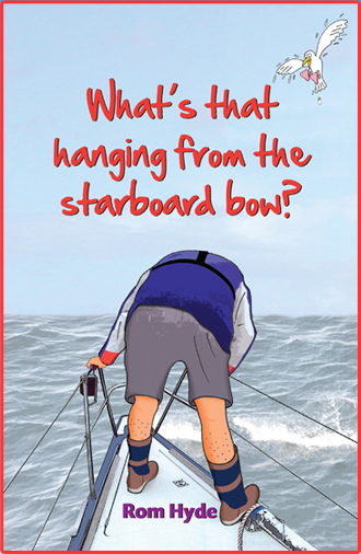 What's that hanging from the starboards bow? book image